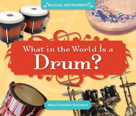 What in the World Is a Drum? By Salzmann, Mary Elizabeth